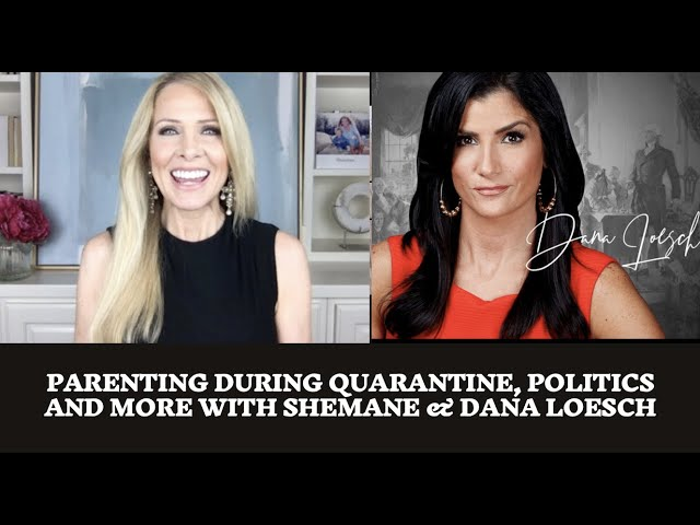 Family, Quarantine & Grace Cancelled - Shemane Nugent with Dana Loesch!