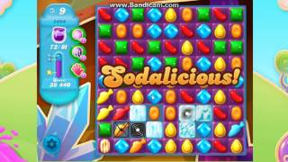 CANDY CRUSH SODA Saga Level 1414-1415 ★★★