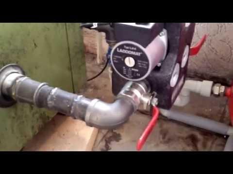 Пиролизный котел отопления купить пиролизный котел - YouTube