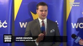 Jakub Kulesza o ACTA2, memach, wykop.pl, wyborach do europarlamentu - Wykład 28.03.2019, Białystok