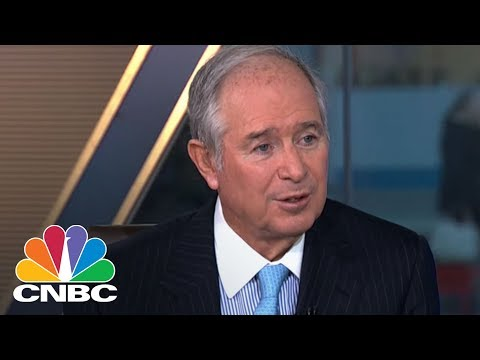 Businesses Will Power Right Through Higher Interest Rates, Says Blackstone's CEO   CNBC