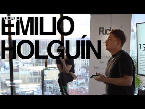 Fuckup Nights Madrid Vol. 2 #advertising - Emilio Holguín