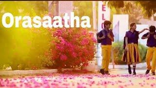 Orasaadha   Album Song ft. Mervin and Vivek