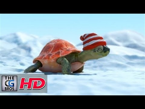 CGI 3D Animated Spot :