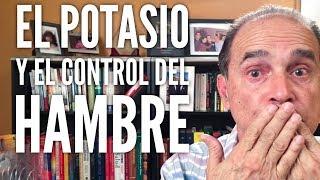 Episodio #1182 El Potasio y el control de hambre