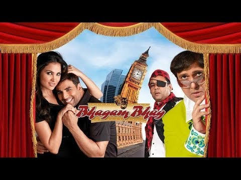 Bhagam Bhag | Full Comedy Movie (1080p) | Akshay Kumar, Govinda, Paresh Rawal