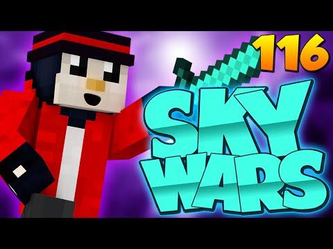Minecraft Sky Wars - Lentile De Contact! [Ep.115]