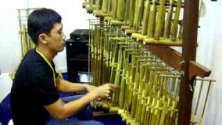 music Tanglung recorder  at  Persada Johor International Convention Centre., Johore Bahru, Malaysia.