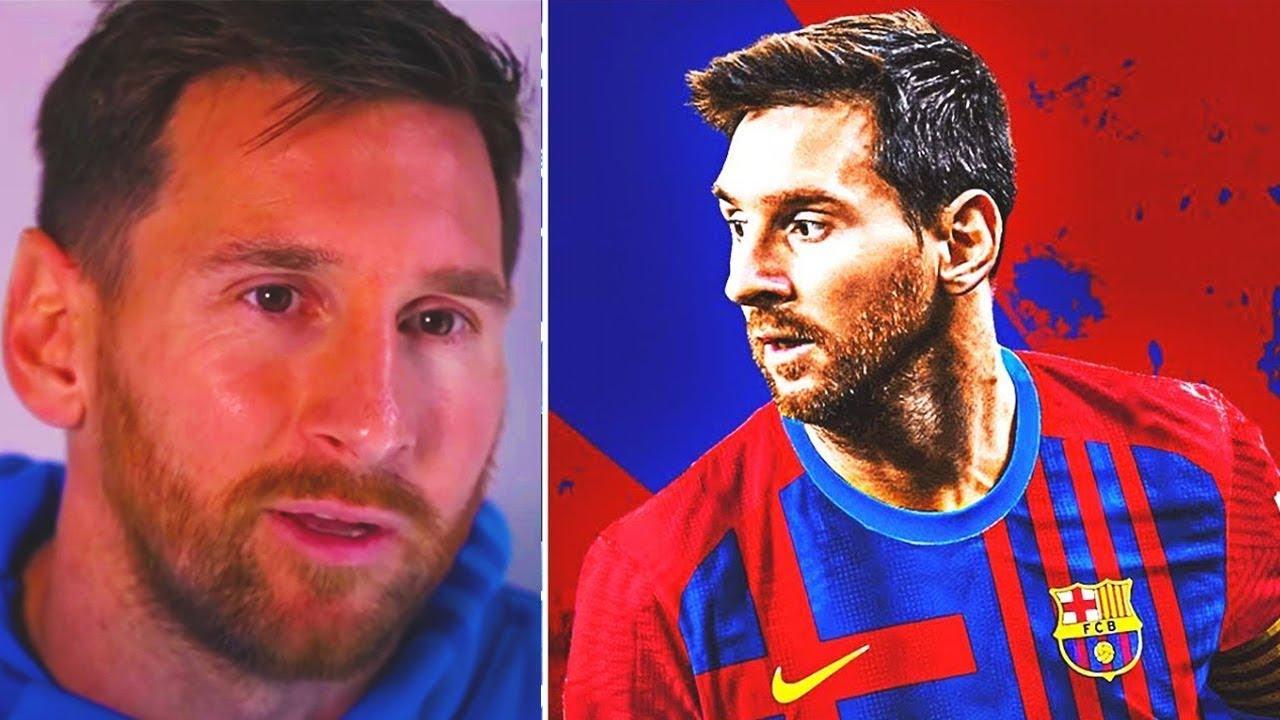 ميسي يعود إلى برشلونة وهذا هو السبب !!