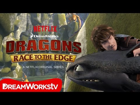 What's That Sound? | DRAGONS: RACE TO THE EDGE