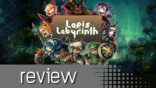 Lapis x Labyrinth Review - Noisy Pixel