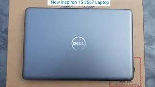 Dell Inspiron 15 5567 Unboxing