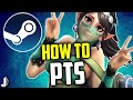 How To Download Paladins PTS - Steam Edition