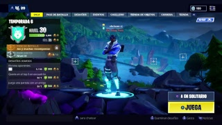 Fortnite en solo