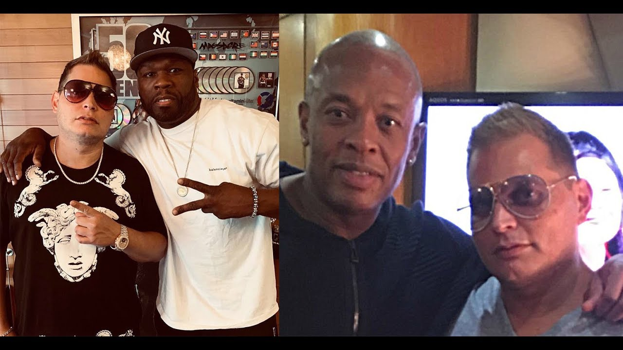 50 Cent teases new music with Dr  Dre and Scott Storch