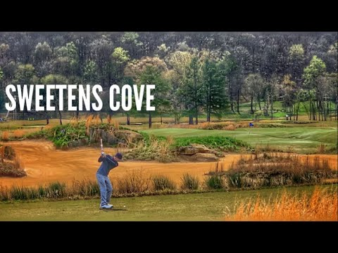 """Epic 9 Hole Golf Course """"Sweetens Cove"""" Is A Hidden Gem 