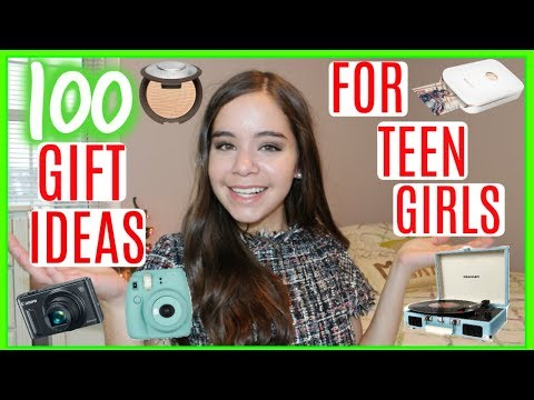 Christmas Gifts For Girls 2019.100 Christmas Gift Ideas For Teen Girls Gift Guide 2017