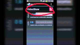 Foldermount pro android- Elvis Martinez