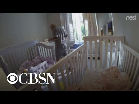 Nanny cam catches repairman in child's bedroom