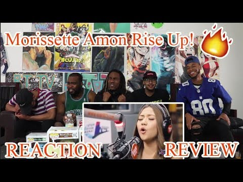 Morissette Amon Rise Up! (Live On Wish 107.5) Reaction/Review