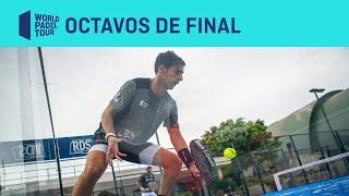 Resumen Octavos de final (primer turno) Sardegna Open 2020