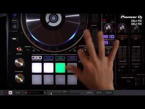 Pioneer DJ DDJ RZ & DDJ RX Official Introduction
