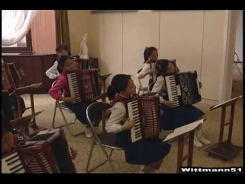 North Korean Children's Palace 万景台学生少年宮殿