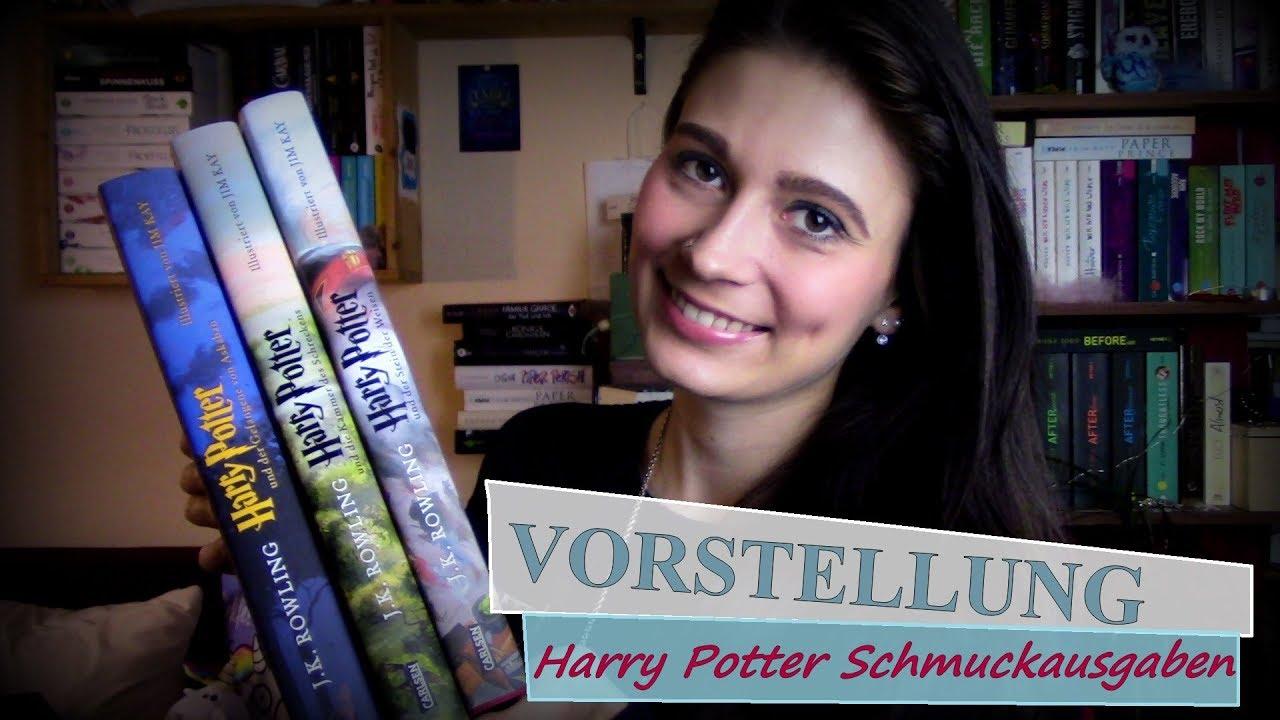 Reihenvorstellung Harry Potter Vierfarbig Illustrierte