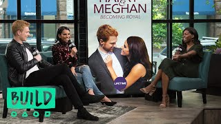 "Tiffany Smith & Charlie Field On The Lifetime Movie, ""Harry & Meghan: Becoming Royal"""