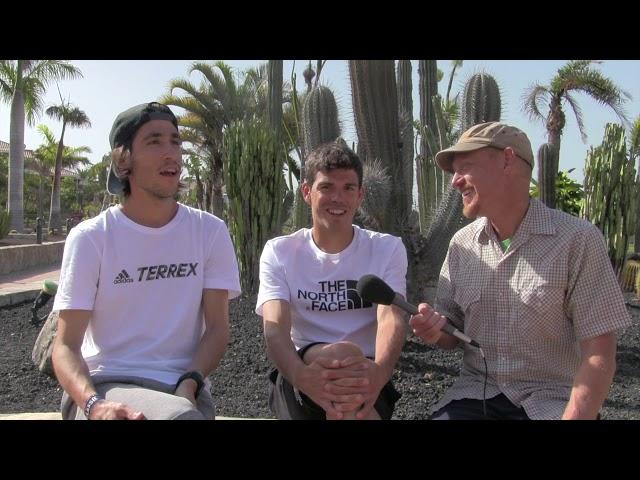 Pablo Villa and Pau Capell, 2020 Transgrancanaria Co-Champions, Interview