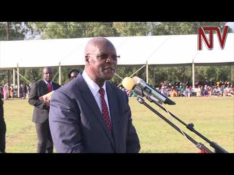 Empower us to make the necessary judicial reforms - Deputy CJ to Museveni