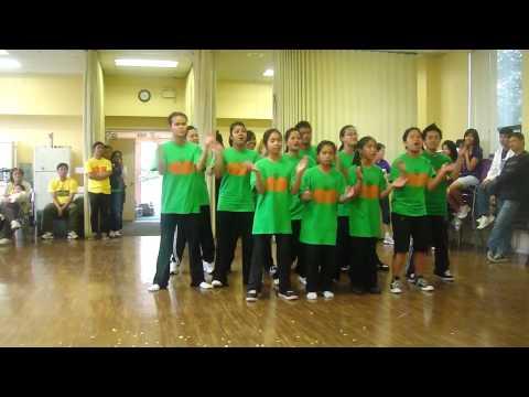 Green Team Cheer