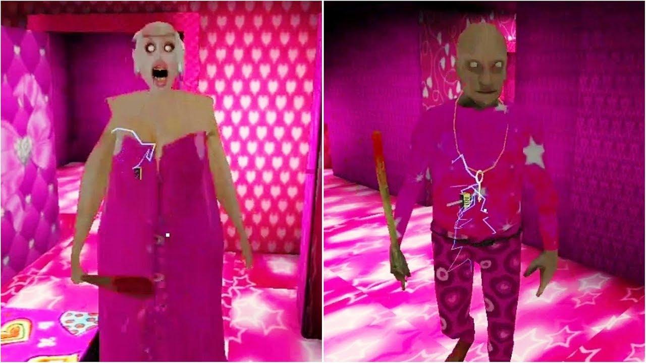 Download Barbie Granny And Barbie Grandpa