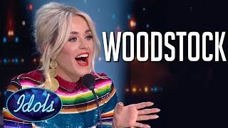 Gambar cover TOP 6 Contestants on American Idol 2019 | WOODSTOCK Week| Idols Global