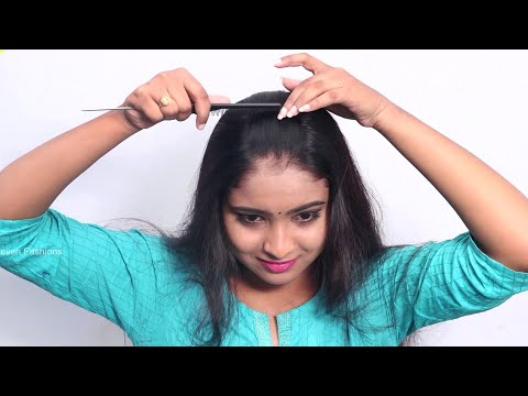 easy-self-hairstyles-for-medium-hair-//-party-hairstyles-//-hairstyles-girl-//-hairstyles
