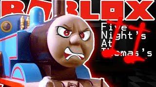 ROBLOX | Thomas The Tank Engine - Night 2
