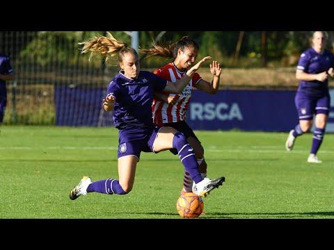 Women Friendly: RSCA 0-2 PSV