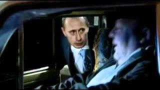 WaP Ka4Ka Ru Putin lovit taksi