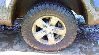 Nitto Ridge Grappler Review in the Mud - CTKC Road Tests