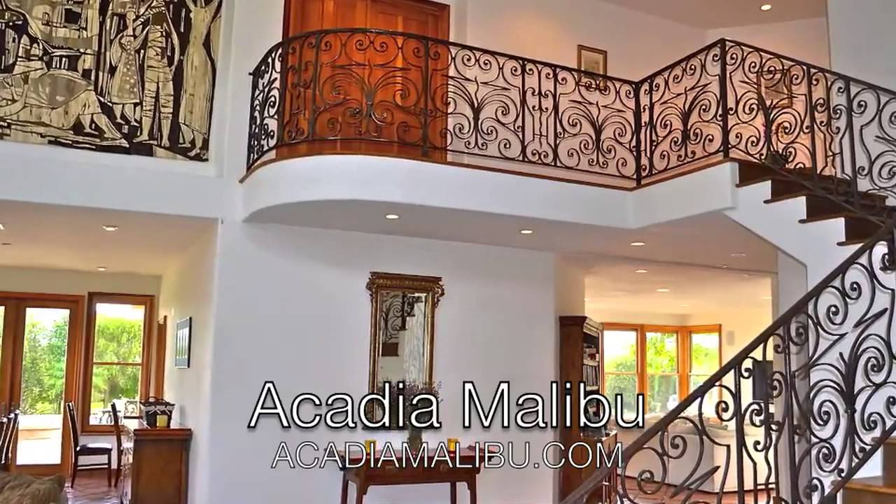 Acadia Malibu  Luxury Sober Living   YouTube