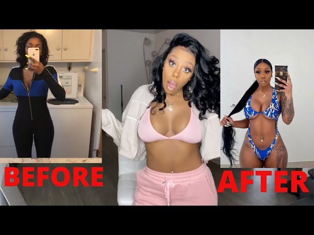 IS MY BODY REAL OR FAKE | HOW TO GAIN WEIGHT + TIPS!!!