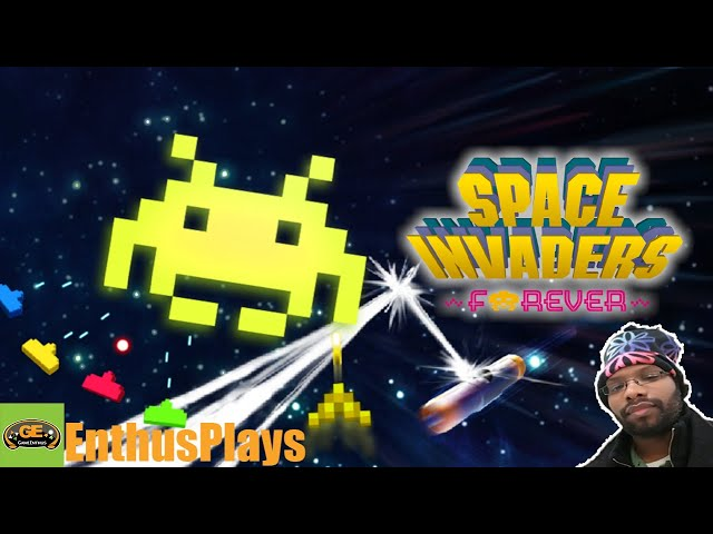 Playing Some | Space Invaders Forever