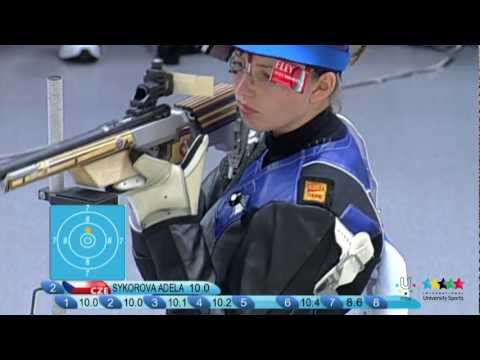 26th SU Shenzhen (CHN) - Shooting Sport: 50m Rifle 3 Positions Women's Final