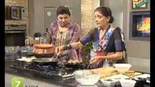 Malai Kofta Handi, Arvi Ka Khatta Salan And Fish Amritsari by Zubaida Tariq   Zaiqa