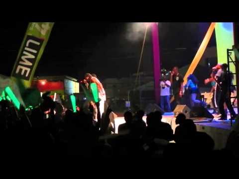 Band Clash Anguilla Summer Festival 2015 Part 4