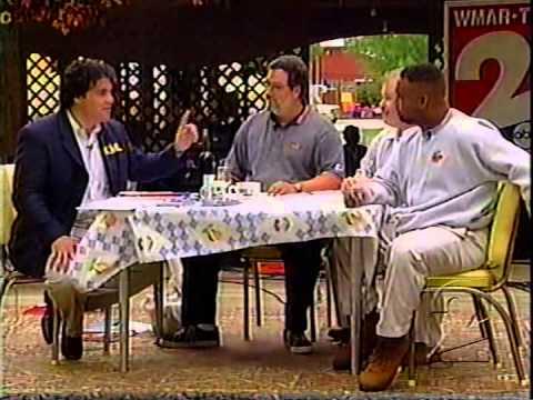 98 ROCK - Kirk, Mark and Lopez - Dan Rodricks for Breakfast