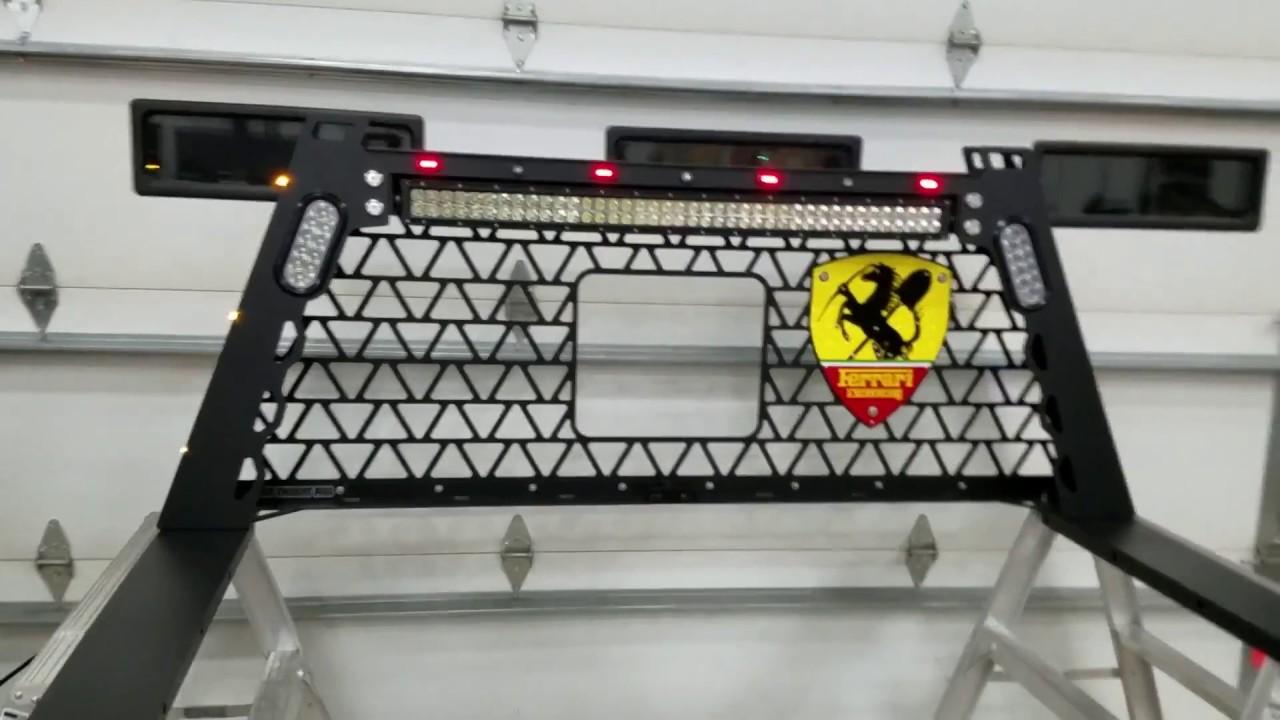 dark threat fabrication custom
