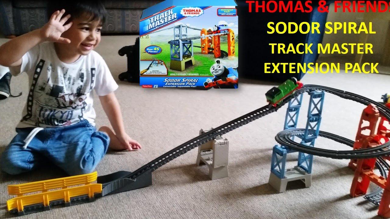 Trackmaster instruction manual