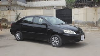 Toyota Corolla XLi 2007 | In-Depth Review | Price, Features & Test Drive | Urdu