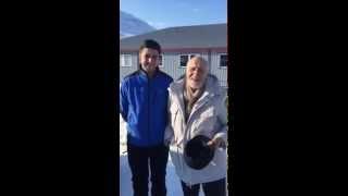 Приглашение в Арктику от Н.Н. Дроздова
